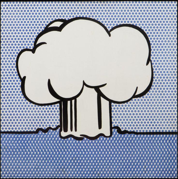 Roy Lichtenstein: Atomic Burst (1965)
