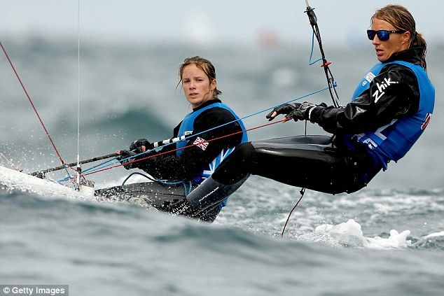 Mugging terror of British female Olympic sailing pair as they are ...