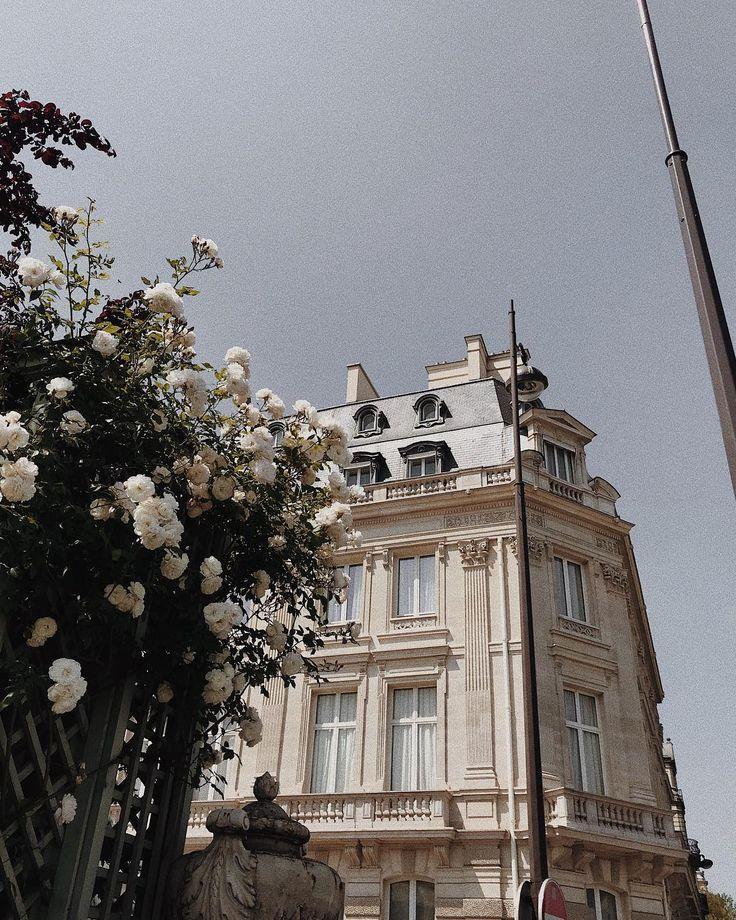 paris architecture in spring #spring #travelphotog…