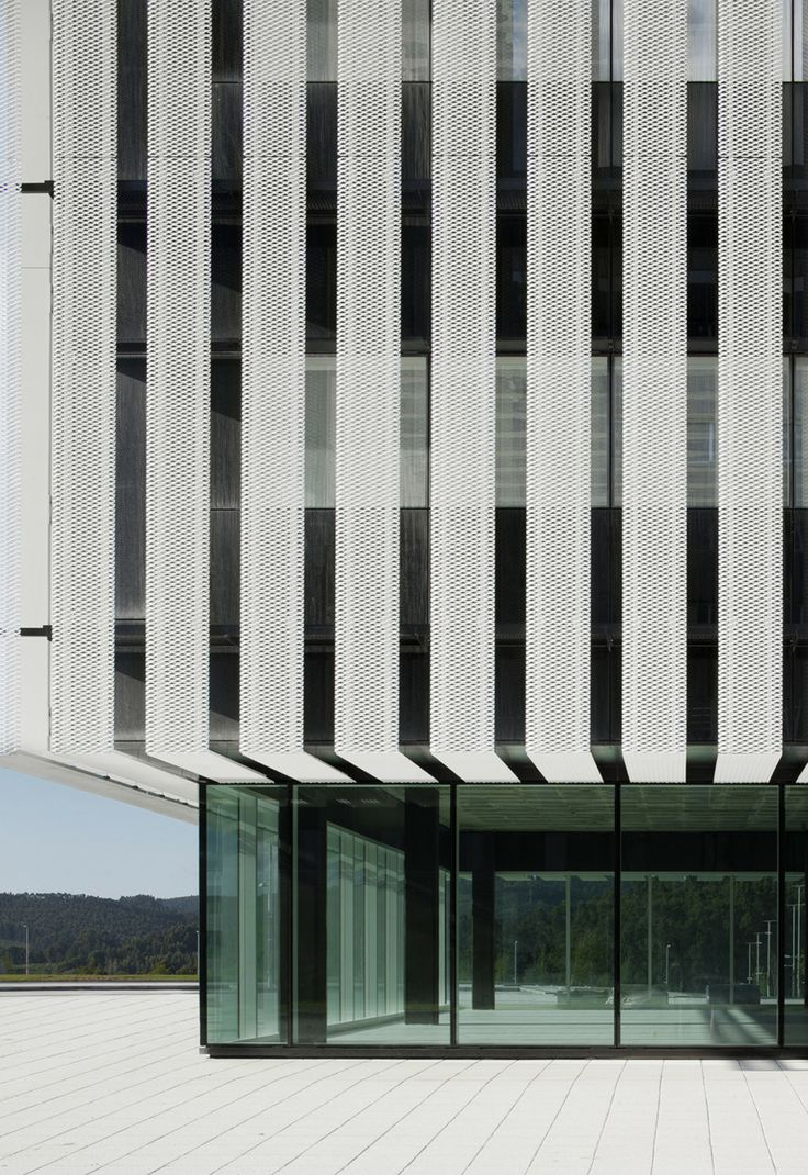 Gallery of Headquarter building for the Science Park of the University of the…