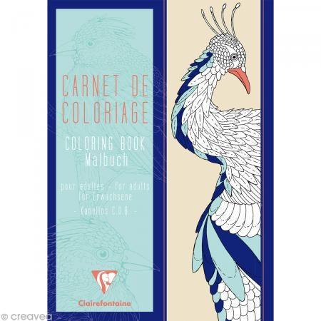 Carnet de coloriage Nature pour adulte - 24 pages - 21 x 29,7 cm http://www.creavea.com/carnet-de-coloriage-nature-pour-adulte-24-pages-21-x-297-cm_boutique-acheter-loisirs-creatifs_61459.html