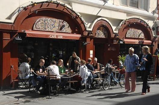 Café Sør - Café, Bar
