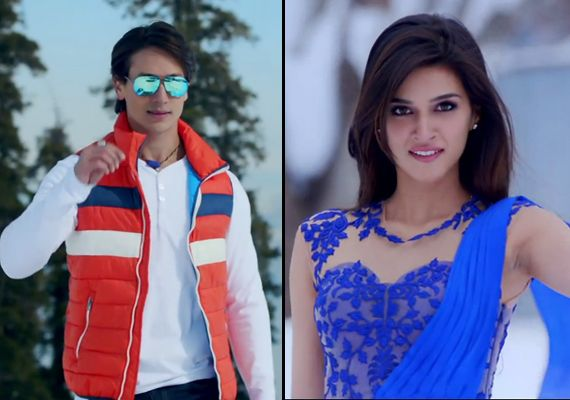 Heropanti 'Rabba' song review: Mohit Chauhan returns with a soulful number! (see pics, watch video)