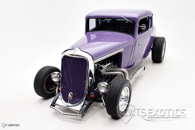 Custom Built - 440 V8 - 727 Auto Tranny - Centerline Wheels -