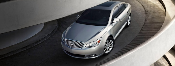 #2013 #Buick #Lacrosse WITH TOURING EQUIPMENT GROUP IN QUICKSILVER METALLIC