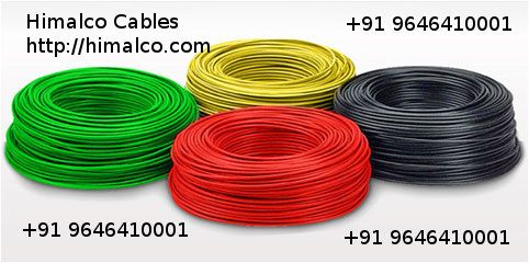Manufacturer of high-quality Barbed Wire Fencing, Chain Link Fencing, Copper Wire Cables, PVC insulated wires, PVC coated wire, Electrical Power Cable, Armored Cables and PVC Wire Cables. Himalco Cables is best of one Manufacturer company in India.