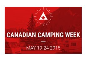 Join the Canadian Camping and RV Council (CCRVC) and campgrounds from across Canada in celebrating the Canadian camping experience. www.campingweek.ca