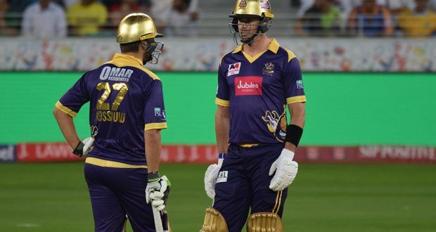 Breaking News: English Player Kevin Pieterson will Not Play PSL Final in Lahore
