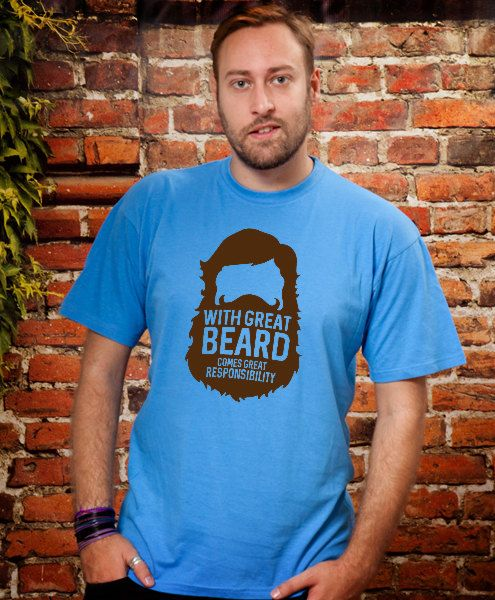 Boyfriend gift With Great Beard Husband Gift Dad by store365