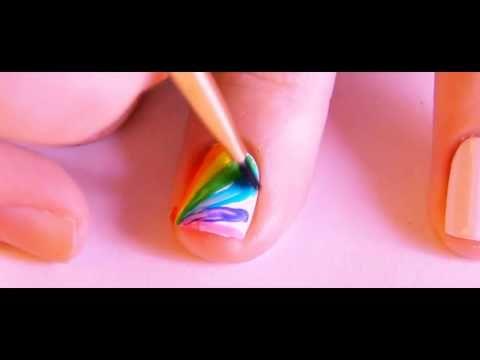 Nail Art Designs 2016: DIY Rainbow Nail Art Design Tutorial Step By Step, Easy Nail Art Videos - http://47beauty.com/nails/index.php/2016/09/16/nail-art-designs-2016-diy-rainbow-nail-art-design-tutorial-step-by-step-easy-nail-art-videos/ http://47beauty.com/nails/index.php/nail-art-designs-products/    Nail Art Designs 2016: DIY Rainbow Nail Art Design Tutorial Step By Step At Home, Easy Nail Art Videos Nail Art Designs: Rainbow Nail Art Design, Simple Nail Art Design Ideas,