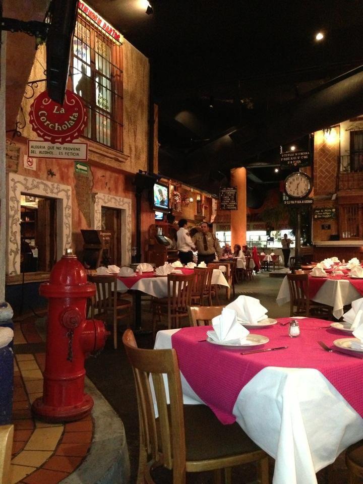 Restaurantes tematicos DF