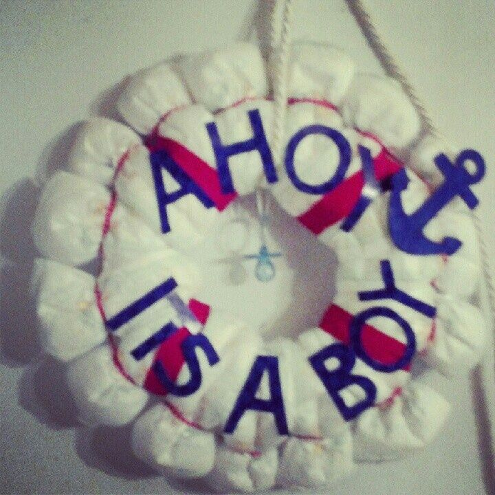 Find This Pin And More On Baby Shower By Yobanaegarcia. Ahoy Its A Boy!