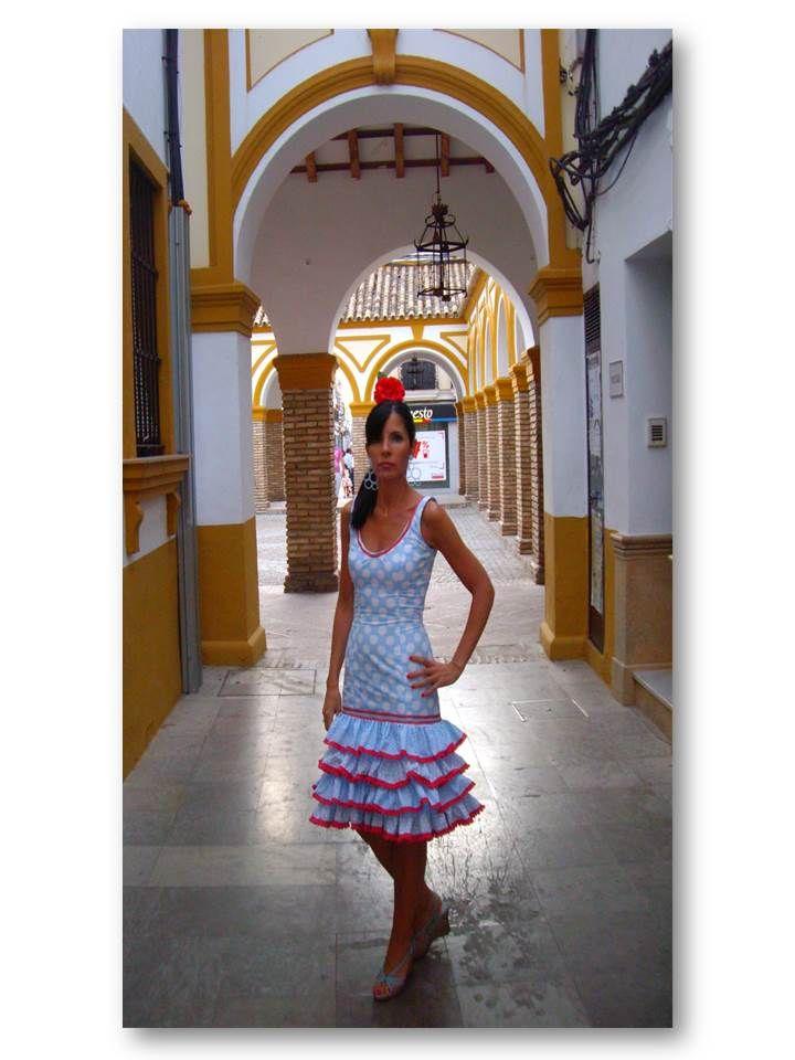 Moda flamenca tresCandela