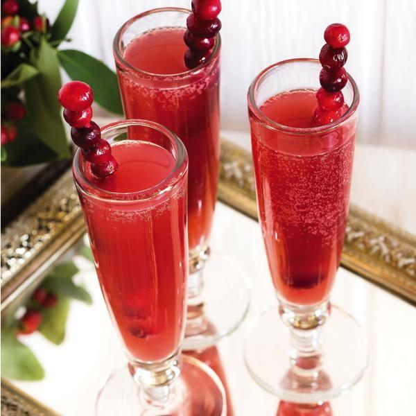 Cranberry Citrus Spritzer