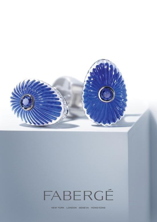 Fabergé Cufflinks...love these, beautiful