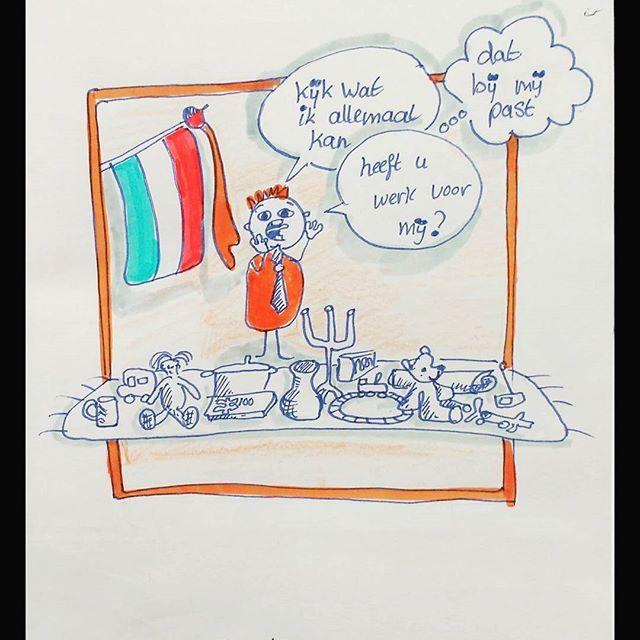 """2017 beleef ik met tekeningen maken en wel met, elke dag een tekening.  #elkedageentekening Is mijn #goedevoornemen voor 2017.  #kevers De kevers maak ik ook nog, maar niet meer elke dag. Instagram blijft de plek voor kever foto's. Er gaat dit jaar ook een webpagina komen, voor verkoop van kevers.  #tekeningen Op Google+ SandraWestgeest, plaats ik mijn dagelijkse tekeningen en krabbels. In een Facebook community """"Elke dag een tekening"""" (los geschreven) kan je met me meedoen. Daar heb ik een…"""