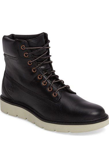 Timberland 'Kenniston' Lace-Up Boot (Women) available at #Nordstrom