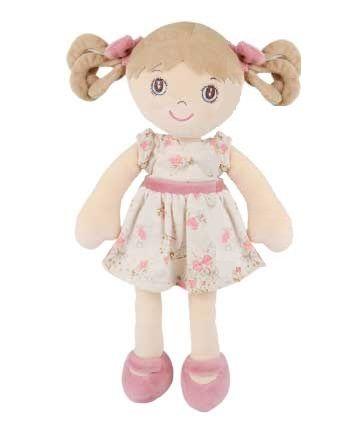 Πάνινες : Πάνινη κούκλα Nadinka A | Toy-Box.gr - Καλά Εκπαιδευτικά Παιχνίδια