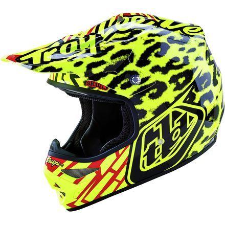 Dirt Bike Troy Lee Designs 2016 Air Helmet - Skully | MotoSport