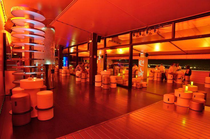 Sky Lounge (Madrid): al mal tiempo, buenas vistas