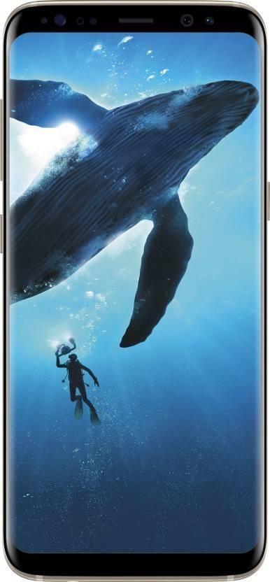 SAMSUNG Galaxy S8 (Midnight Black, 64 GB)  (4 GB RAM) Price Rs.57,900  Featrues: • 4 GB RAM | 64 GB ROM | • 5.8 inch Quad HD+ Display • 12MP Primary Camera | 8MP Front • 3000 mAh Battery  Order Now: http://fkrt.it/XVZSZ!NNNN #device #gadget #gadgets  #geek #techie