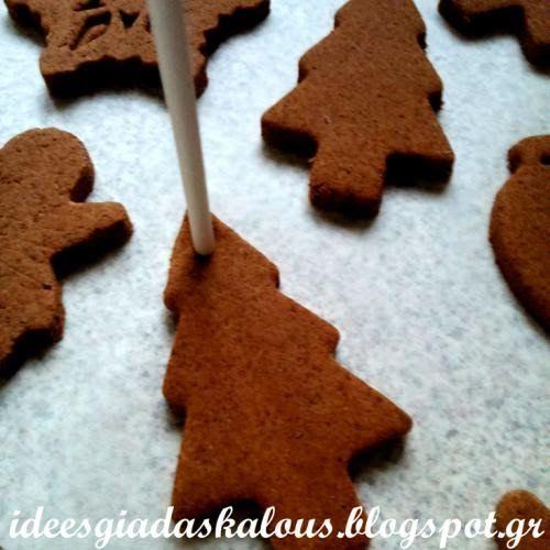 Δεν είναι χαριτωμένα; Δεν είναι τέλεια για το Χριστουγεννιάτικο δεντράκι;; Είναι στολιδάκια φτιαγμένα από ζύμη κανέλας, μυρίζ...