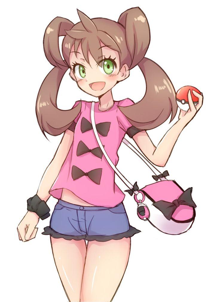 Shauna pokemon - Buscar con Google