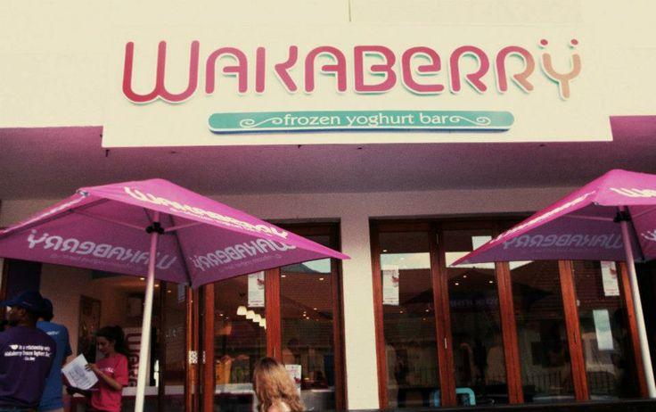 Wakaberry, Kloof Street
