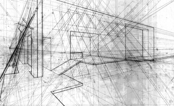 layering model photos and drawing interior design architecture - Google Search