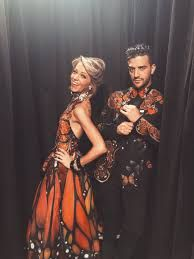 Image result for dwts photo of butterfly dress
