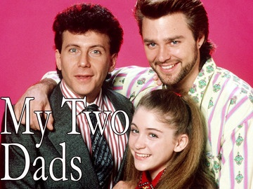 """never will forget my mom looking the t.v guide  and seeing what new shows was coming on (it must have been sept.) that's when all the new season of all shows came on and she said a new show called ; """"My Two dads"""" is coming on tonight and we watched it and liked it from then on out! :)"""