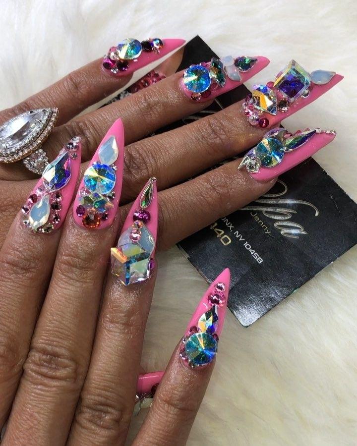 Cardi B Nails: 186 Best Cardi B Images On Pinterest