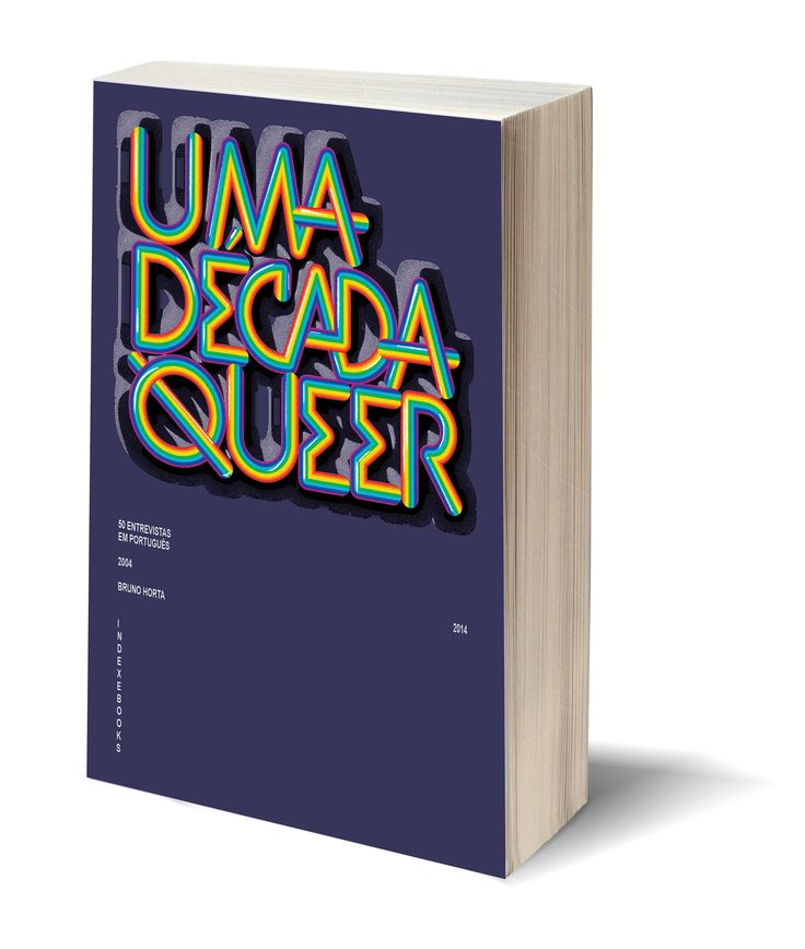 Uma Década Queer: 50 Entrevistas em Português (2004-2014) é a primeira colectânea de entrevistas sobre temática LGBT publicada em Portugal, realizadas pelo jornalista Bruno Horta entre 2004 e 2014, originalmente publicadas em órgãos de comunicação social e agora editadas em livro pela INDEX ebooks com capa de Bráulio Amado.