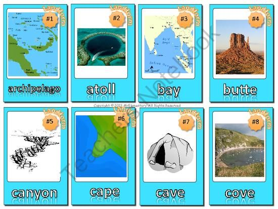 141 best images about Landforms on Pinterest | Volcano projects ...