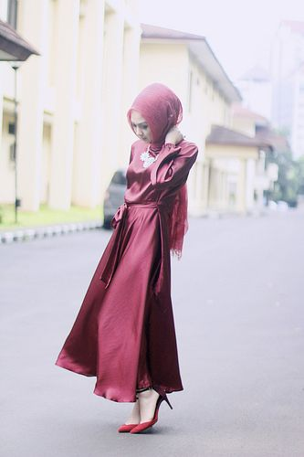 Muslimah fashion hijab inspiration