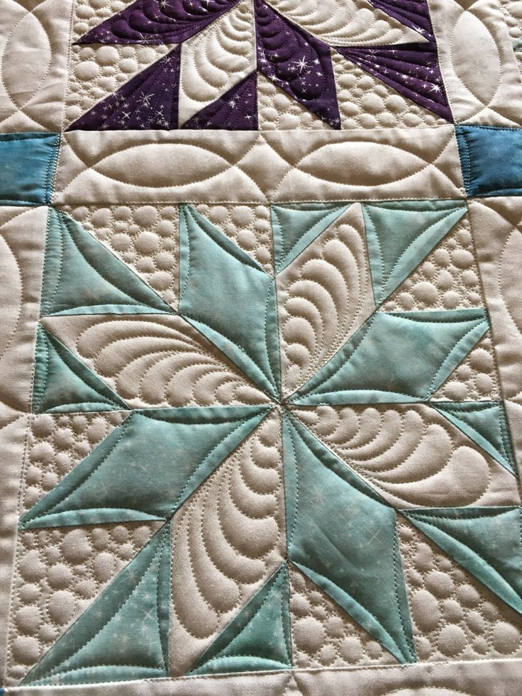 Longarm quilting by Threadworks Factory
