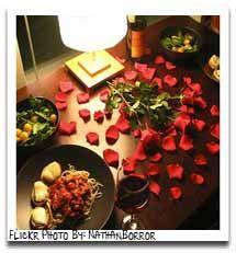 Romantic Dinner For Two