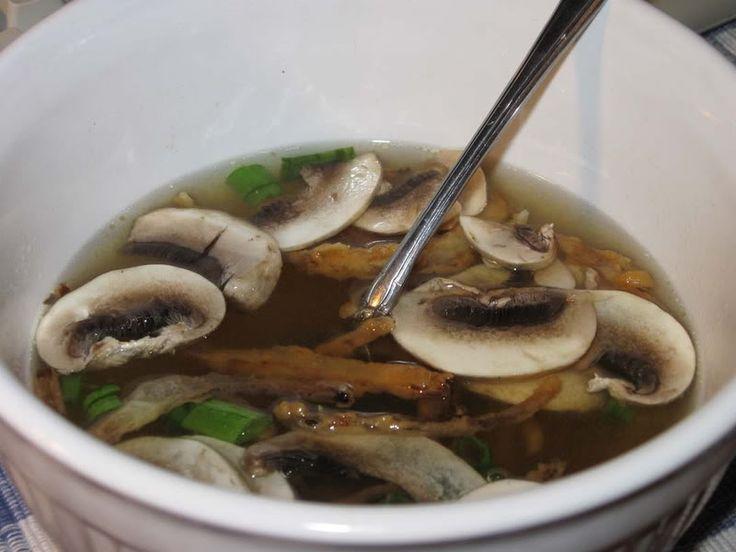 Benihana's Onion Soup Recipe – crock pot style |For vegetarian, use veggie broth-- Saving in Cincinnati