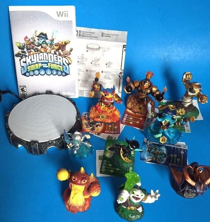 Snag this Skylanders SuperChargers: Drivers High Volt Character Pack for only $ (Regularly $) from Amazon or ToysRUs!