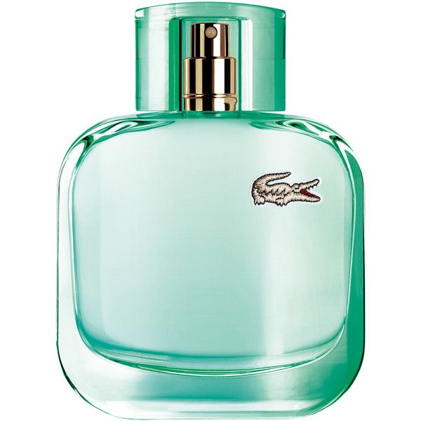 Lacoste Eau de Lacoste L.12.12 pour Elle Natural ($57) ❤ liked on Polyvore featuring beauty products, fragrance, lacoste perfume, lacoste fragrance and lacoste