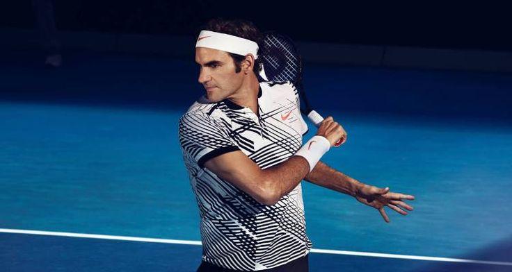Noah Rubin vs Roger Federer Australian Open Men's Singles Live