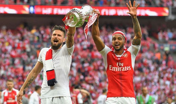 West Ham to launch 50m bid for Arsenal duo Theo Walcott and Olivier Giroud   via Arsenal FC - Latest news gossip and videos http://ift.tt/2uf5sTl  Arsenal FC - Latest news gossip and videos IFTTT