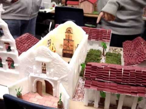 MISSION PROJECT 4th GRADE - YouTube | Mission Models ...