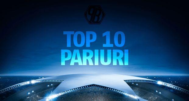 Top 10 ponturi pariuri online pentru Liga Campionilor 14 septembrie 2016…