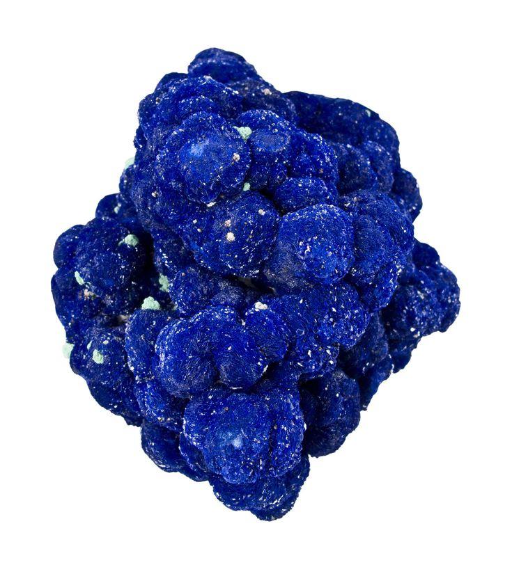 Azurite rarely copper famous cuprite specimens recent years This
