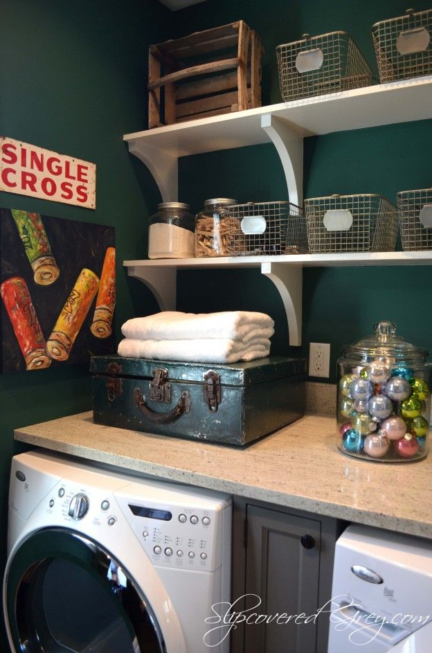 Good idea for my very small laundry closet.  No room for expansion but this works wonders.