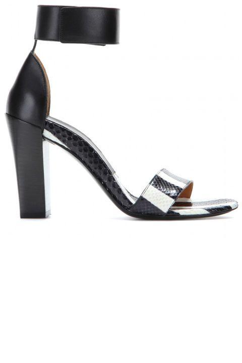 Chloé sandals, $782, mytheresa.com.