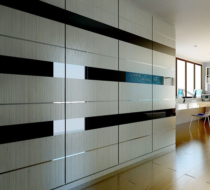 contemporary closet doors - Google Search