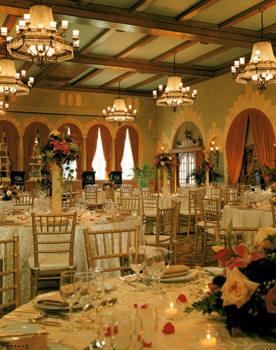 Castilian Room At The Hotel Hershey