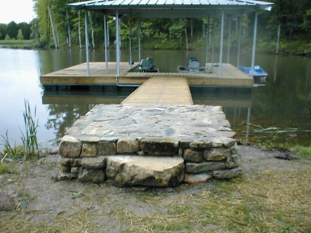 1000 images about by the lake on pinterest for Pond pier designs